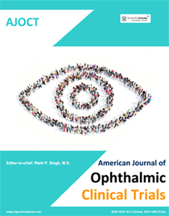 American Journal of Ophthalmic Clinical Trials - For Authors